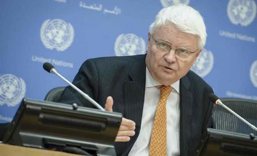 Outgoing UN peacekeeping chief praises reduced cost of operations, as agility increases