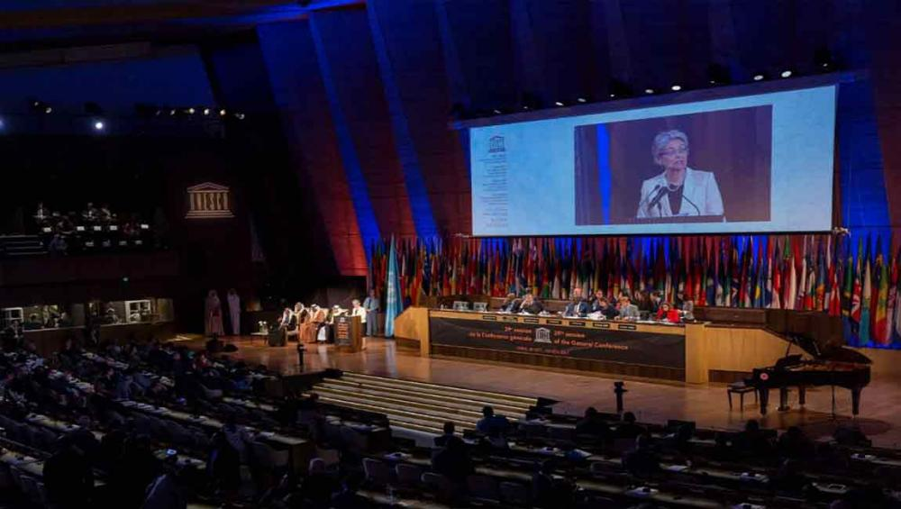 'Doctrines of rejection' must be met with courage, commitment to solidarity and empathy – UNESCO chief