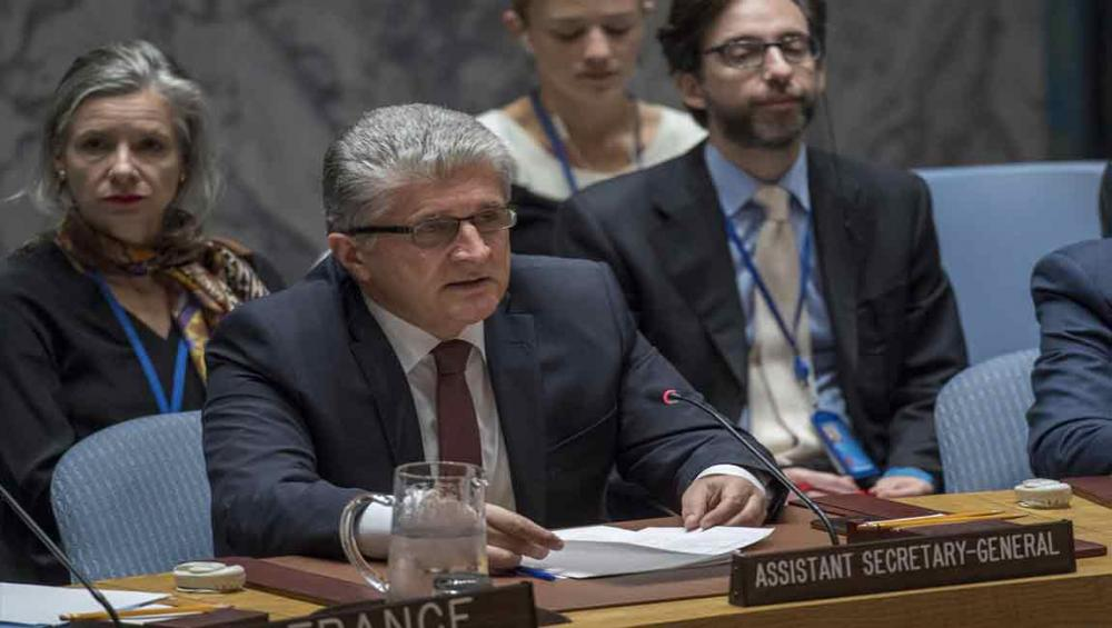 With 'cautious optimism,' UN political official reports positive developments on Middle East peace