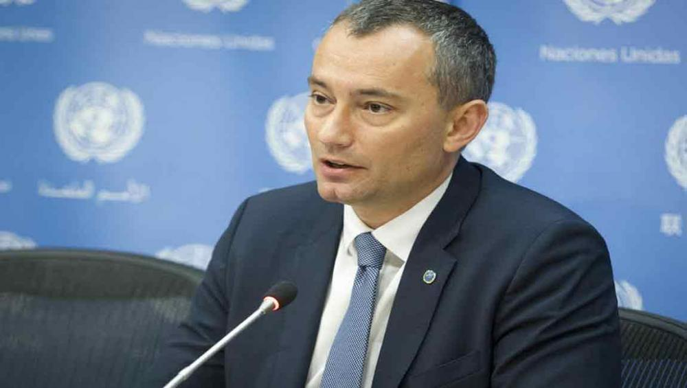 UN envoy discusses implementation of intra-Palestinian agreement with Prime Minister Hamdallah