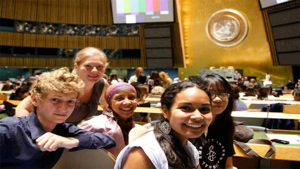At high-level forum, UN stresses importance of education in building 'culture of peace'