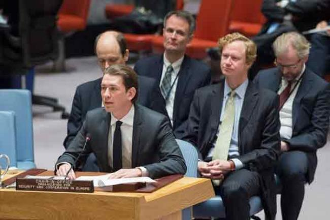 OSCE seeks to defuse conflicts, combat radicalization and build trust, UN Security Council told