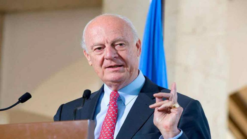 Fresh round of intra-Syrian talks set for 28 November, UN mediator tells Security Council