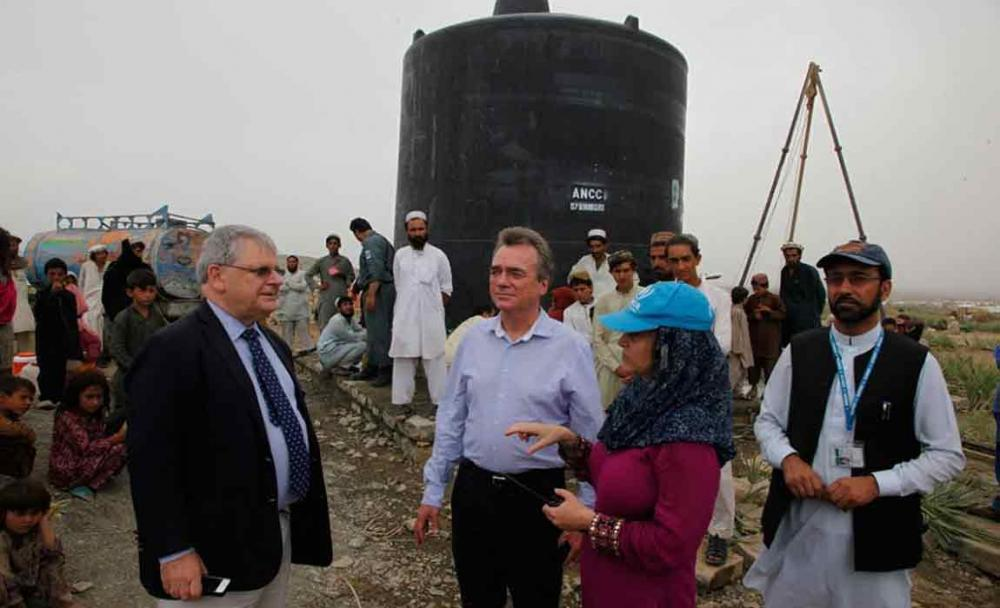 INTERVIEW: Mark Bowden on his time in Afghanistan and on revamping international aid