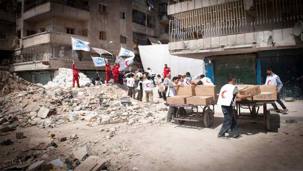 Protecting aid workers 'paramount,' UN official stresses ahead of International Day