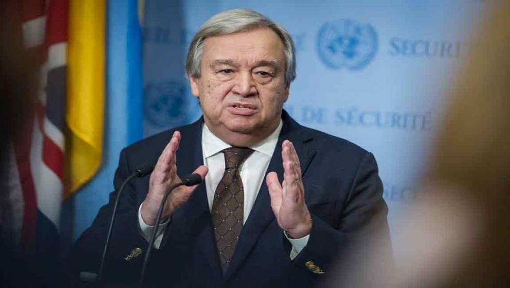 UN ready to assist response efforts following quake in Iran and Iraq, says Guterres