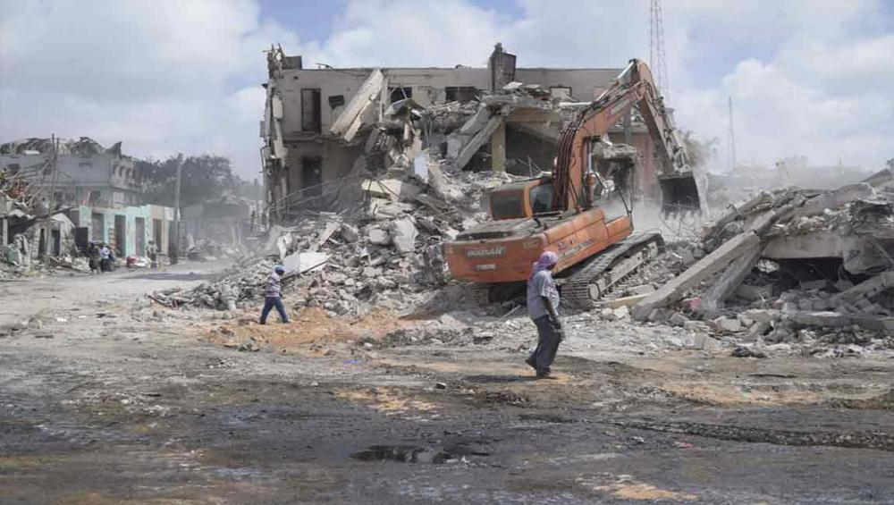 UN delivering coordinated humanitarian response in wake of Mogadishu bombings