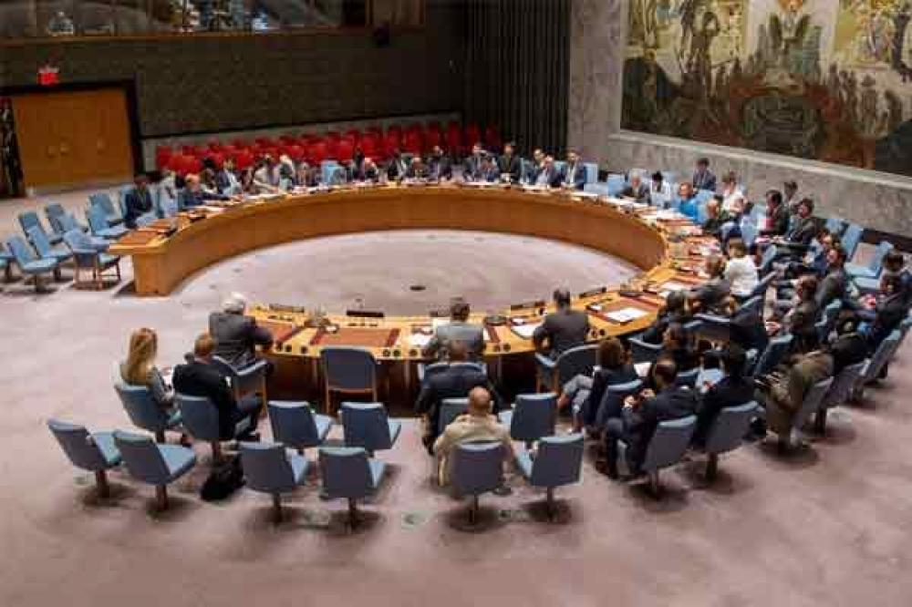 UN Security Council holds special meeting on Middle East