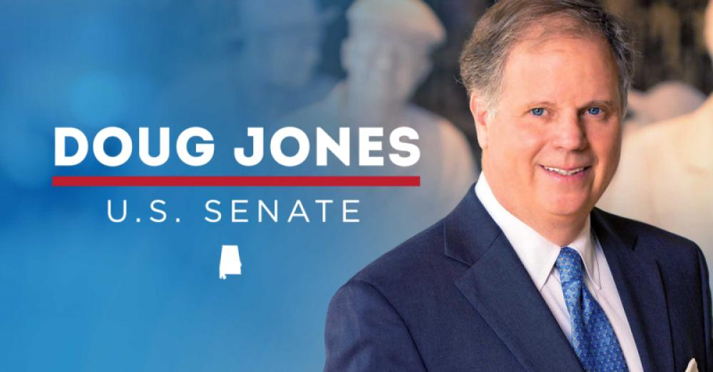 Setback for Trump as Democrat Jones wins Alabama Senate election