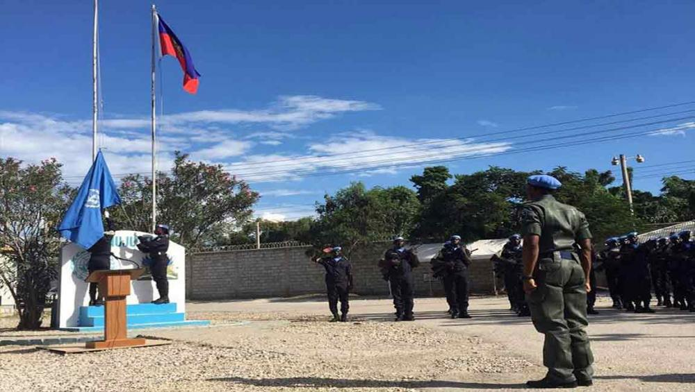 Secretary-General welcomes launch of new UN mission in Haiti