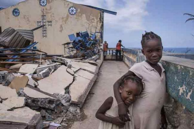 Following visit to Haiti, UN expert urges more aid for Hurricane Matthew victims