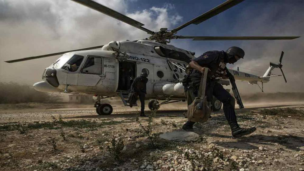 Peacekeepers saved many lives despite challenges, UN officials stress at year