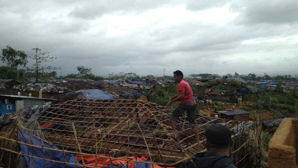 UN agencies urge aid for cyclone-hit communities in Bangladesh, Myanmar