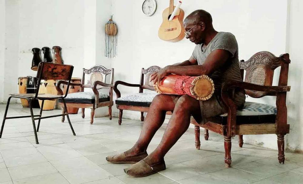 FEATURE: Cuba's rich musical heritage rooted in African rhythm