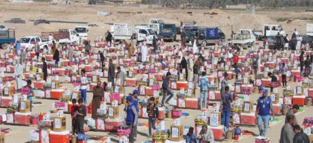 Mosul tops IOM's 2017 funding appeal for Iraq