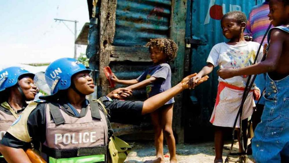 Security Council decides UN Mission in Haiti will close by October; approves smaller follow-on operation