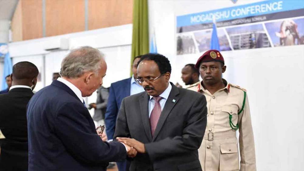 UN voices support for Somali Government's efforts at first-ever security conference in Mogadishu