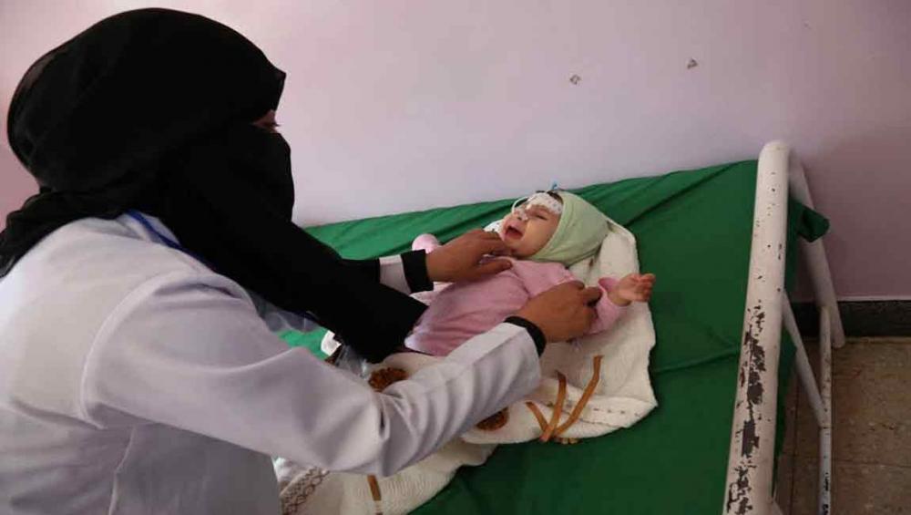 Senior UN official appeals for aid to stop 'unprecedented' spread of cholera in Yemen