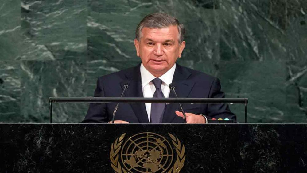 Government bodies must serve people, Uzbek President stresses at UN assembly