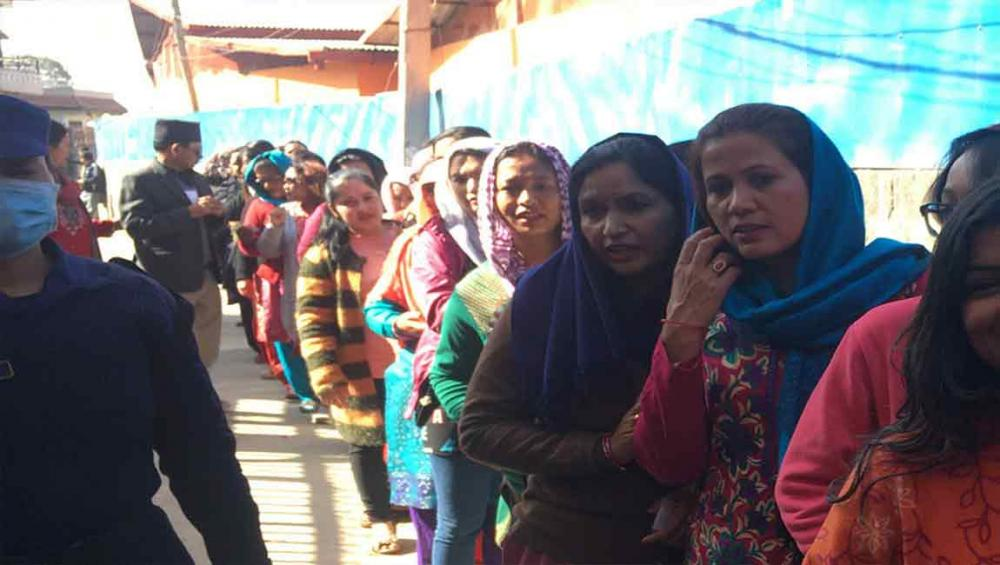 Peaceful conduct of elections 'historic moment' for Nepal, says UN chief
