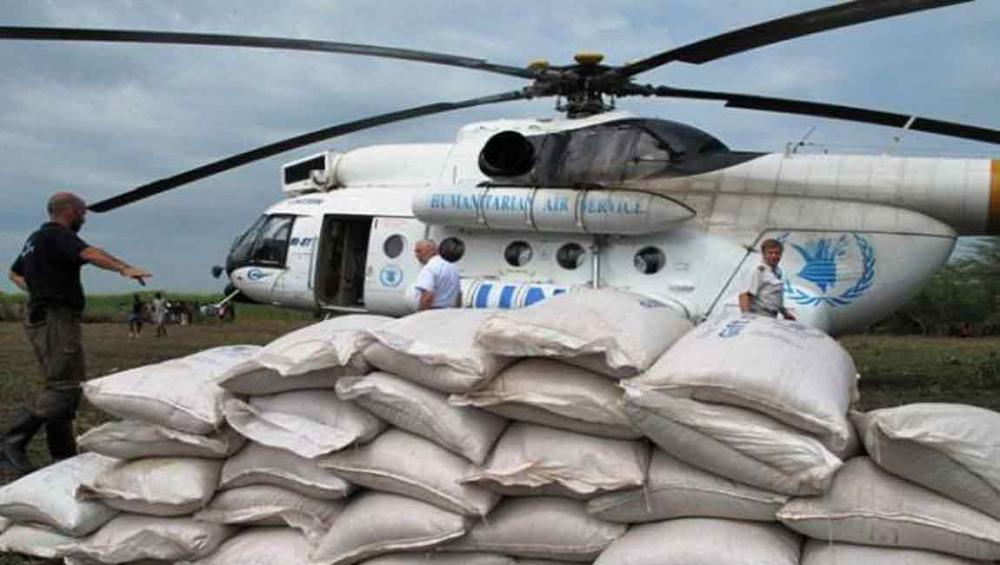 UN emergency food agency sending rations to war-torn Central African Republic