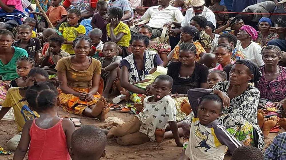 DR Congo: UN seeks $64 million to tackle humanitarian crisis in Kasaï region