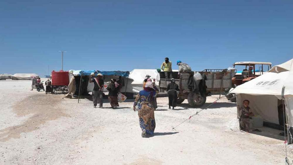 Opening of land route to Syria's battle-affected areas 'making difference' for aid delivery – UN agency