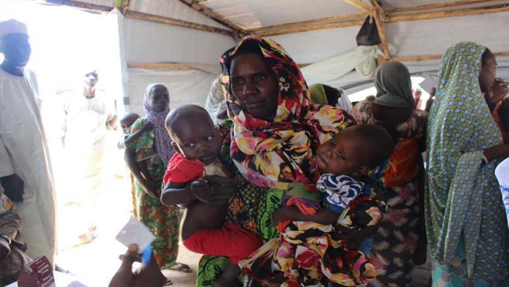 UN agency begins moving hunger-relief assistance to Nigeria's troubled northeast