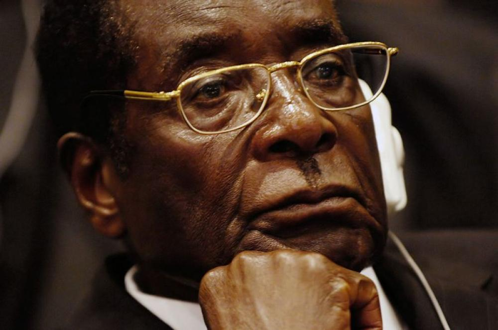 Zimbabweans cheer as Mugabe steps down as President