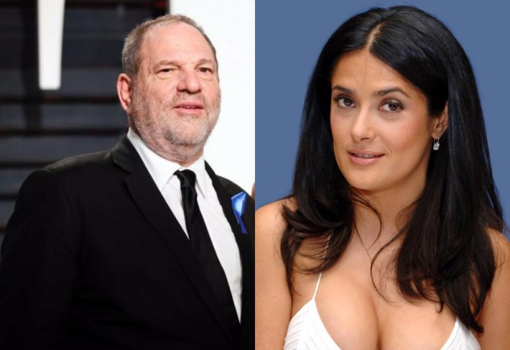 Weinstein threatened to kill me, says Salma Hayek