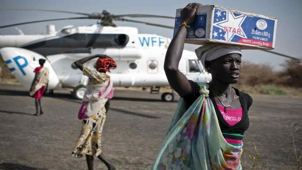 As four countries face famine, world 'must step up now' says top UN food security forum