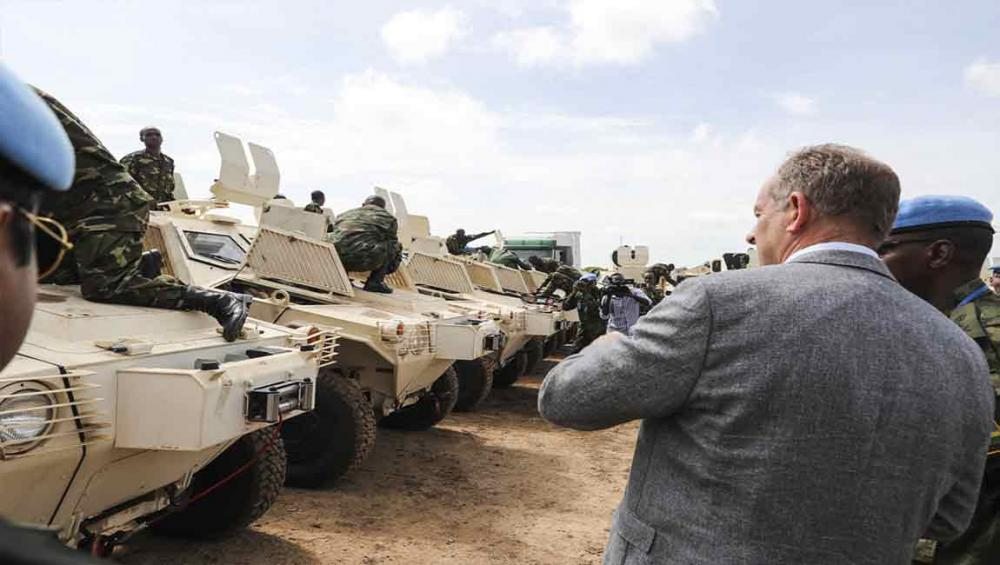 South Sudan: Deployment of UN-mandated regional protection force begins