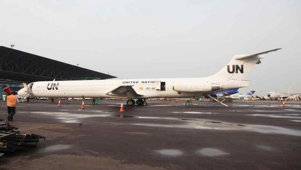 UN seeks more 'cost-effective' flight logistics in peacekeeping, political missions