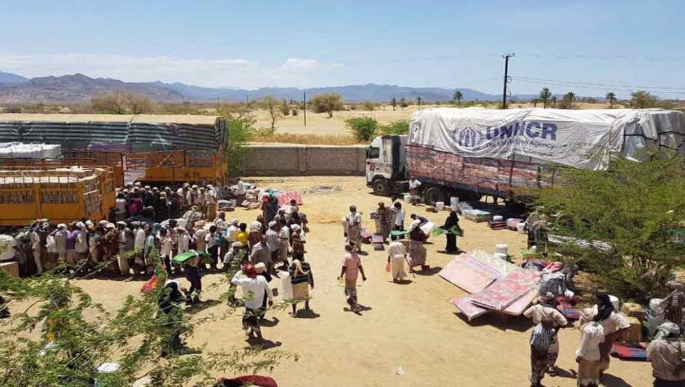 UN aids Yemenis in embattled Mokha; warns on cholera outbreak