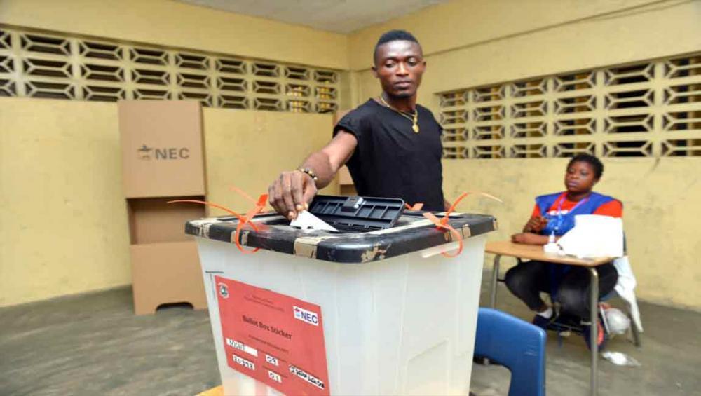UN chief commends peaceful vote in Liberia, dispatches Nigeria's Obasanjo