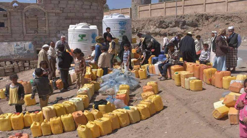 Famine may be unfolding 'right now' in Yemen, warns UN relief wing