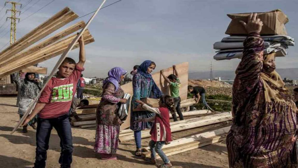 UN and partners launch $4.4 billion regional appeal for more than five million Syrian refugees