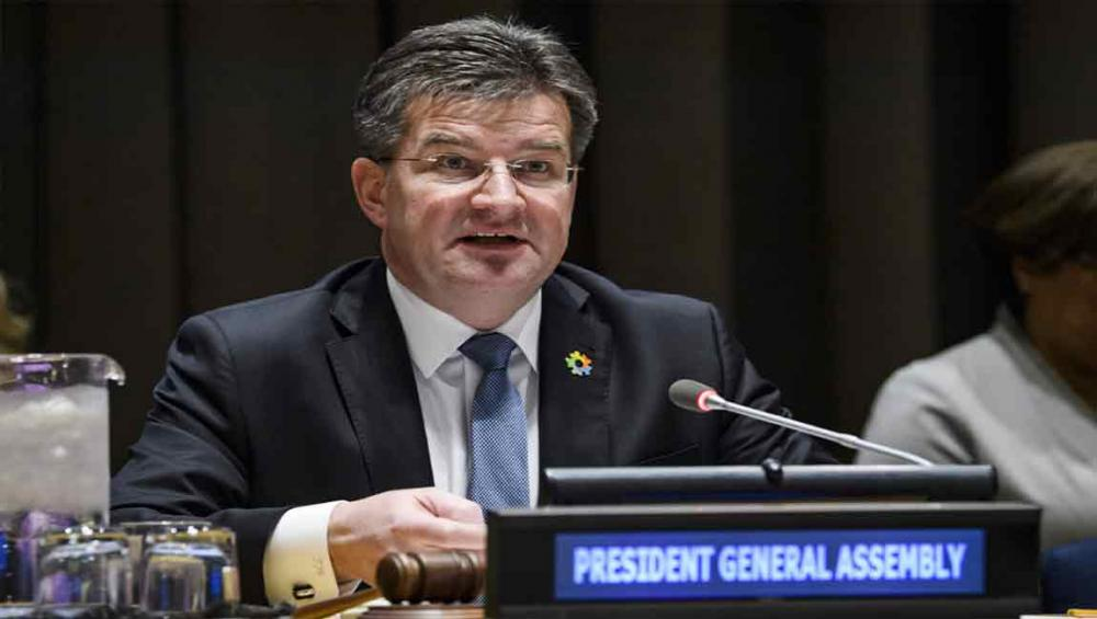 Migration, sustaining peace, development high on UN General Assembly's agenda for 2018