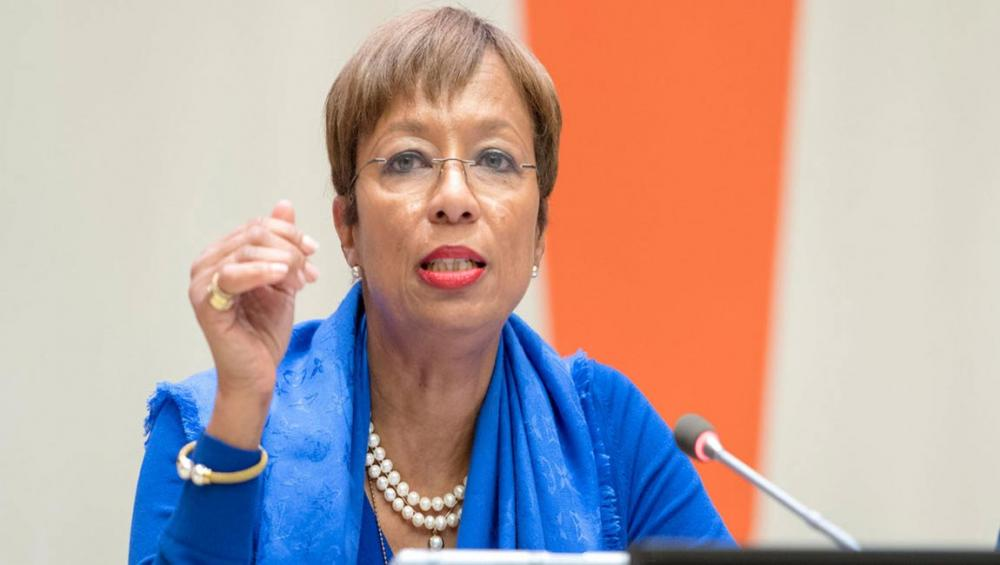 Help build vulnerable island states' resilience to extreme weather, urges senior UN official