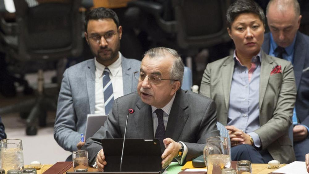 Everyone's 'buy-in' needed to restore peace in Kosovo, UN envoy tells Security Council