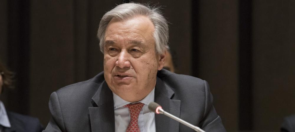 Lebanon elections 'vital step' in democracy-building: UN chief