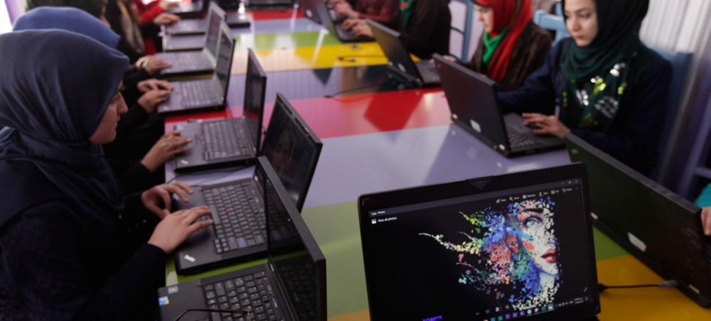 UN chief pushes for greater benefits from new technology, as he launches digital experts panel