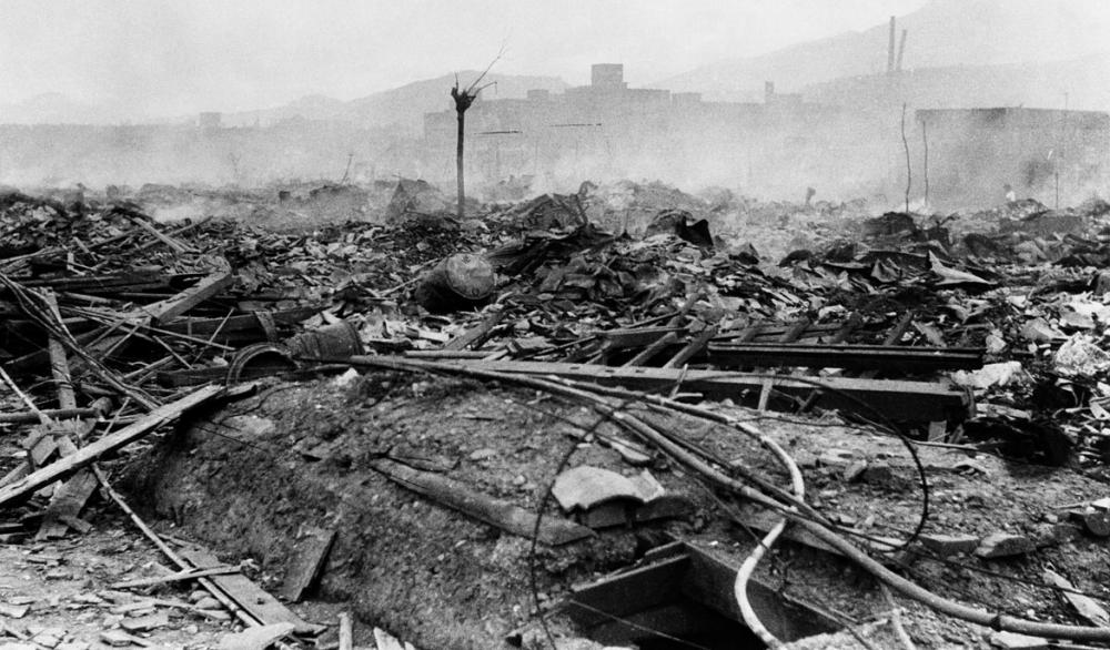 Let Nagasaki remain 'the last city' to suffer nuclear devastation says museum director, as UN chief arrives