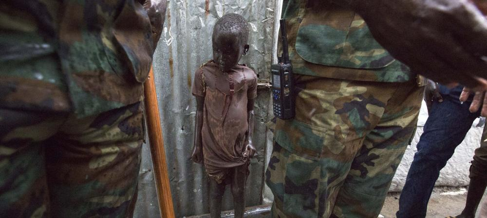 Security Council imposes arms embargo on South Sudan