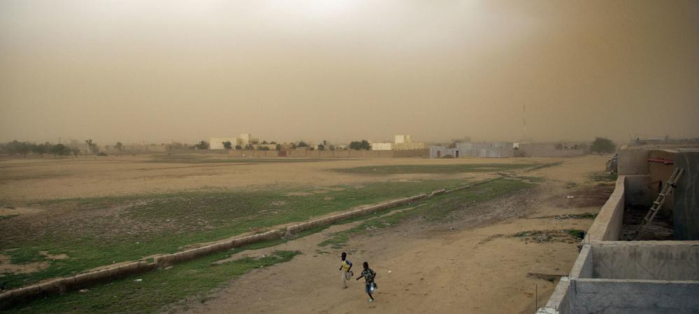 Sand and dust storms, a 'human well-being' issue, says high level panel