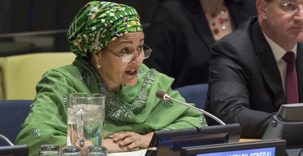 'Unlock full power of business' to achieve Global Goals, UN deputy chief tells forum