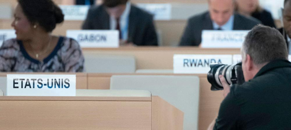 Iceland to take vacated US seat on Human Rights Council