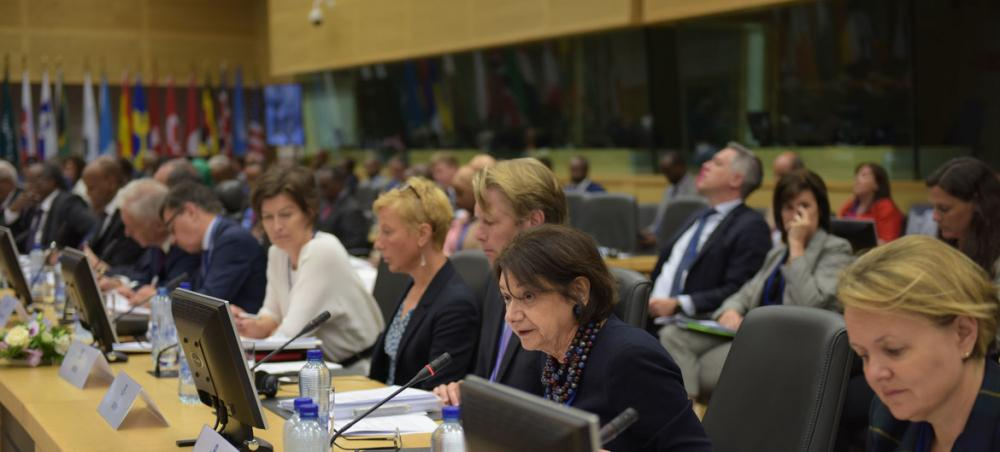 At Partnership Forum, UN officials highlights need for continued support for Somalia