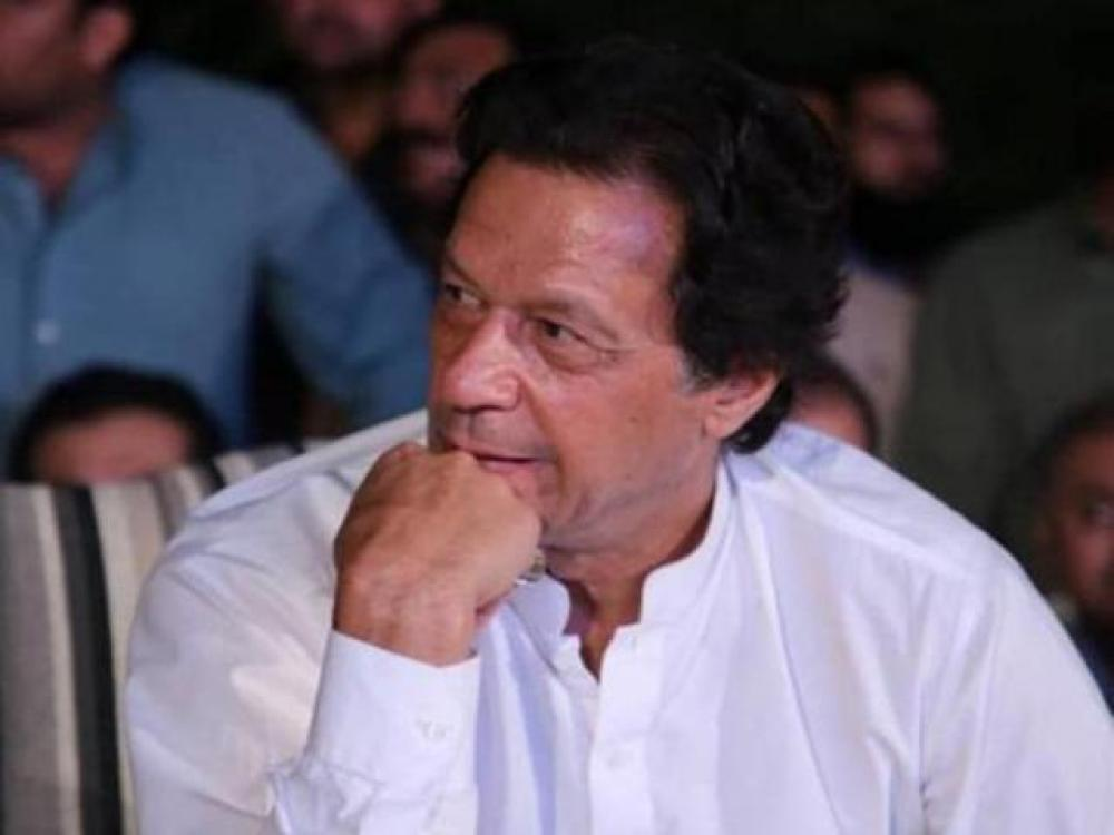 Pakistan wants peace in Afghanistan: Imran to US