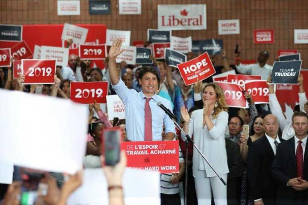 Canadian PM Justin Trudeau to run for re-election in 2019